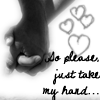 Just Take My Hand by OhSweetSerenity71892