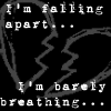 Falling Apart by OhSweetSerenity71892