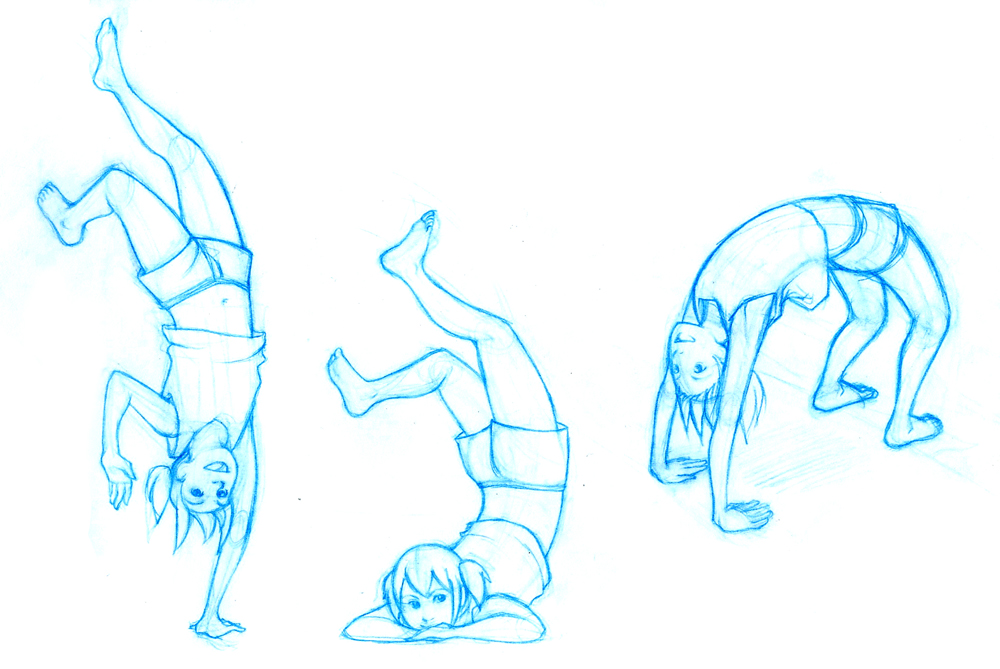 Blog 1 Dynamic Poses Dynamic Poses By Dragonflie