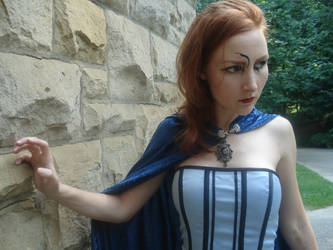 ::Blue Witch 2:: by GarnetFlight
