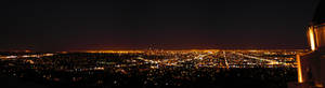 Griffith Panorama at Night