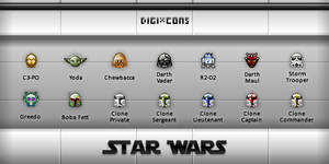 Star Wars Digi-Cons