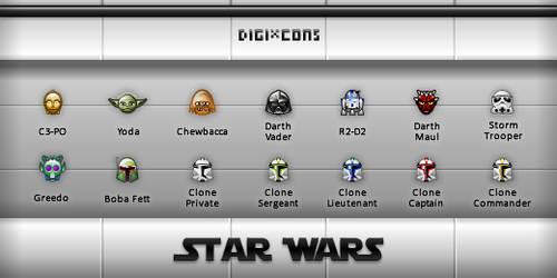 Star Wars Digi-Cons