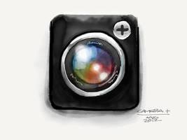 Camera+ App Icon by digitalchet