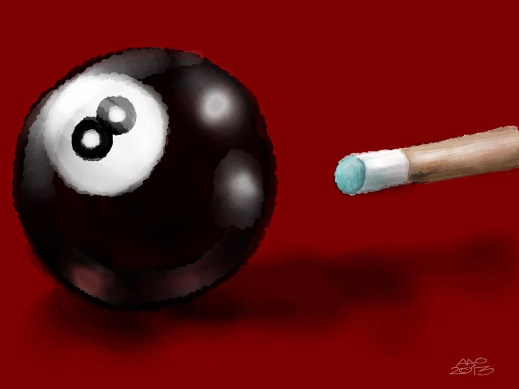 8 Ball by digitalchet