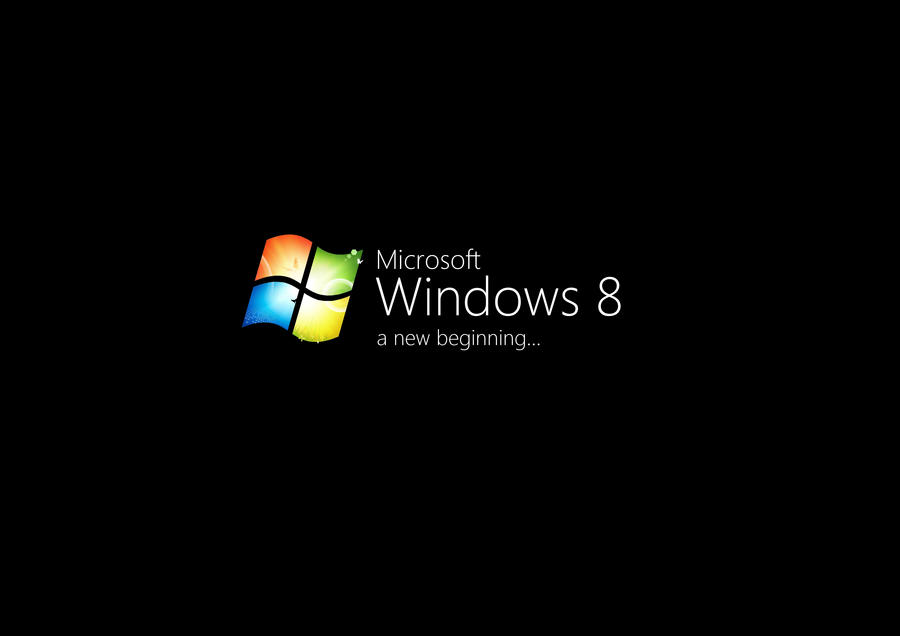 logo windows 8 black - photo #7