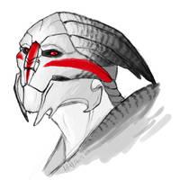Cassius (Sketch)