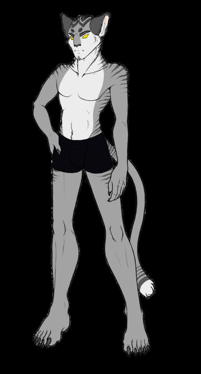Vaun Body Design by o-WingedPanther-o