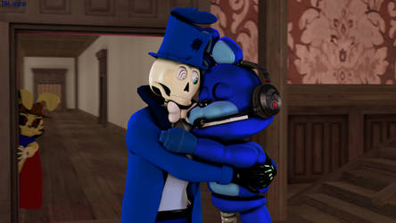 [SFM] Hug Time by TIM-idator