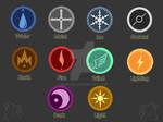 Element Badges