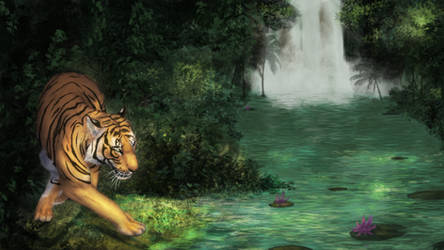 Jungle queen Viti by DCLX-VI