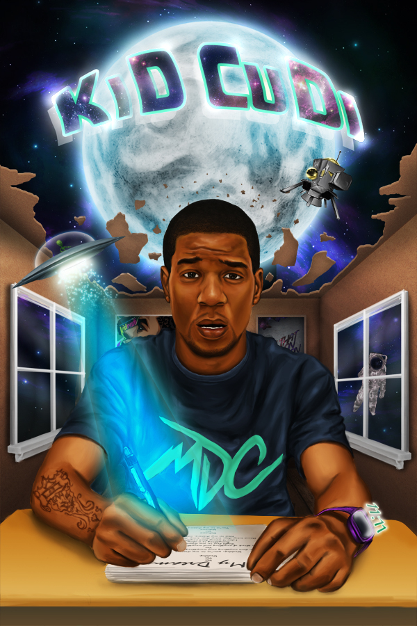 Kid Cudi: In My Dreams by MDCarter7
