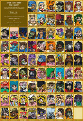 OC List - REALLY BIG Image! by james-the-c