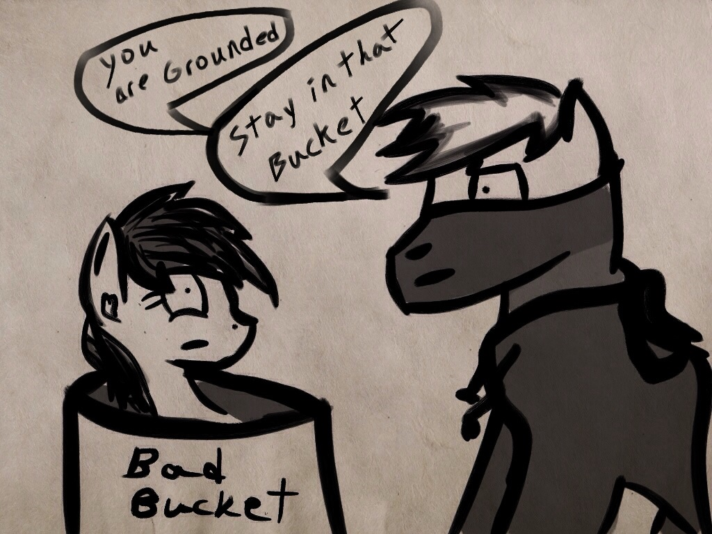 The Bucket by MyLittleNinja