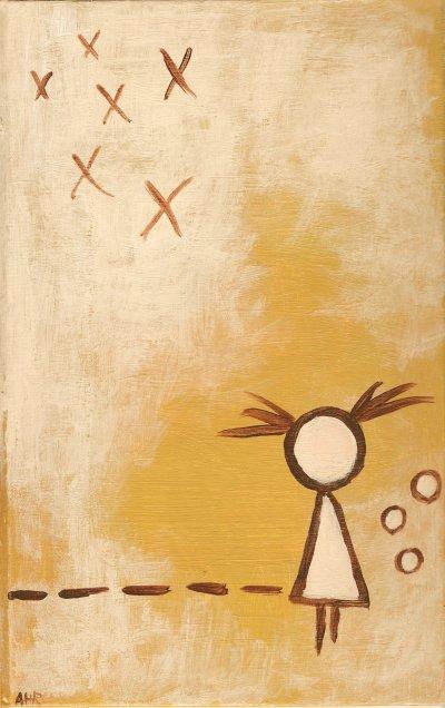 X vs O - 2 by ashling