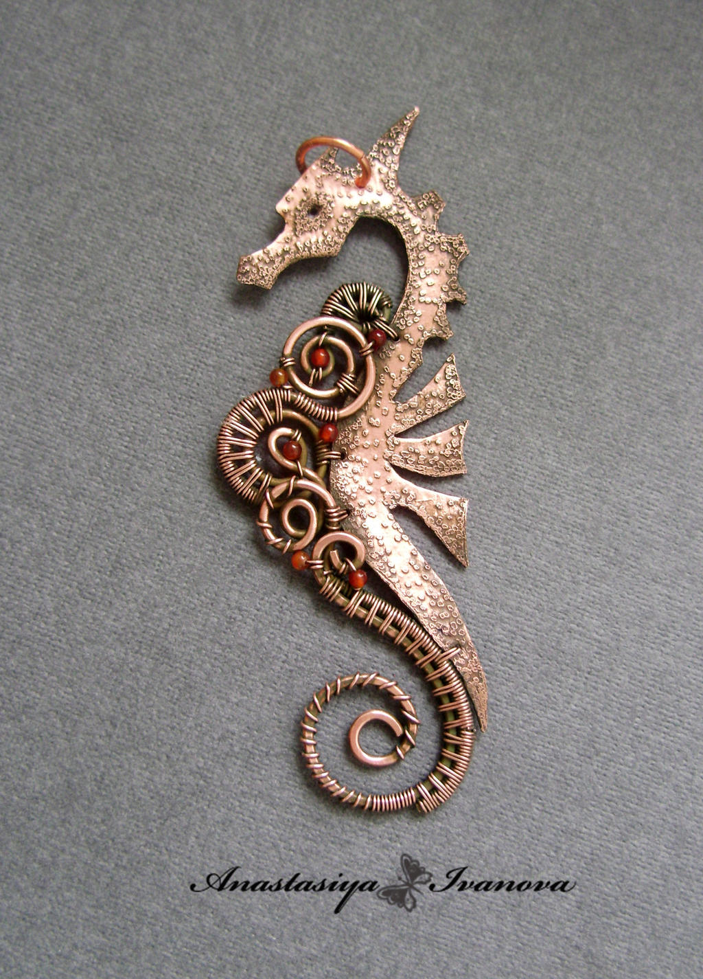 seahorse 2 by nastya-iv83