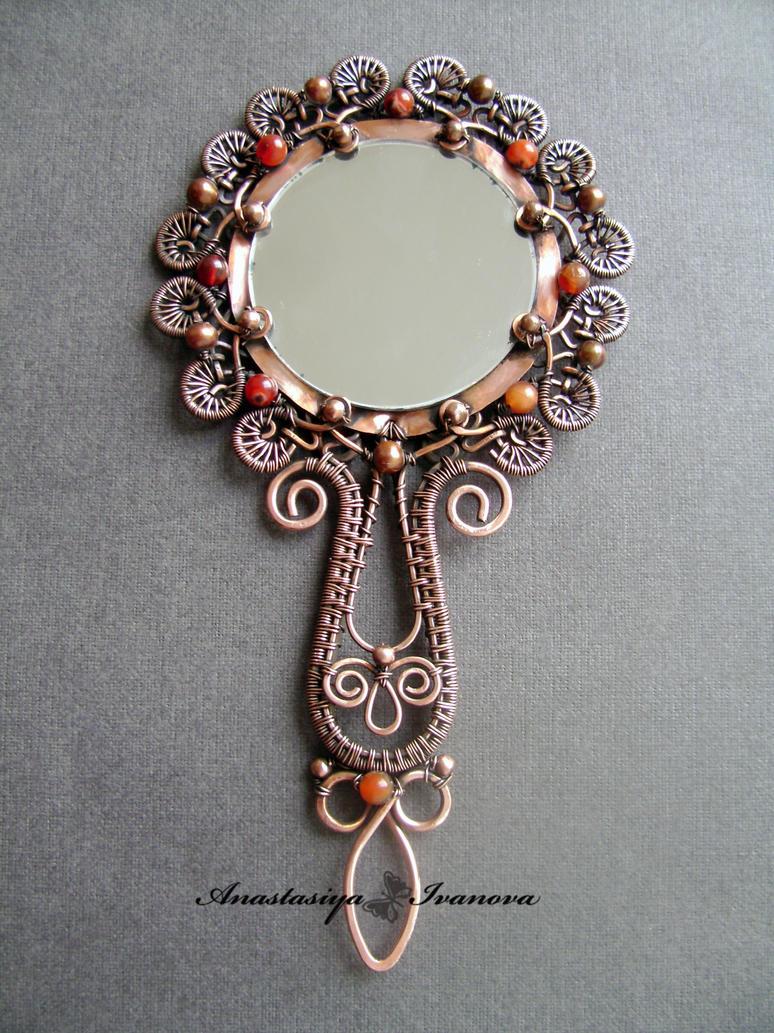 hand mirror by nastya-iv83