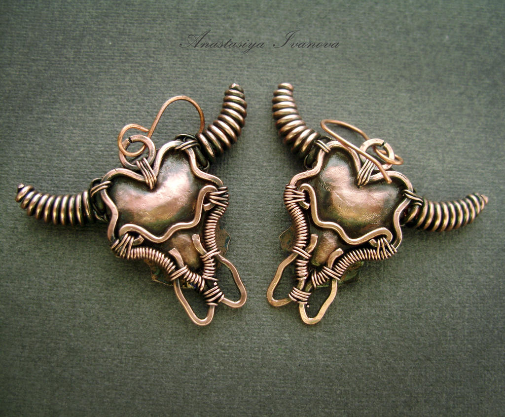 earrings by nastya-iv83