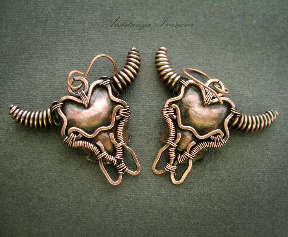 earrings by nastya-iv83