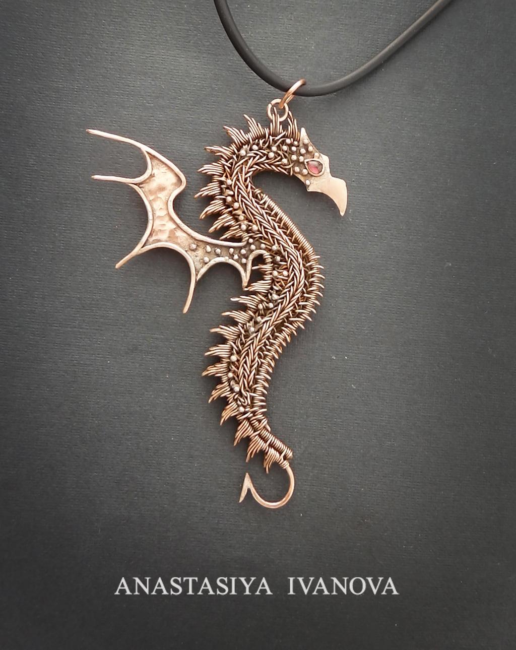 dragon by nastya-iv83