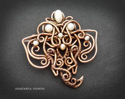 Ganesha by nastya-iv83