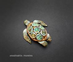 turtle by nastya-iv83