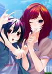 Nico and Maki~