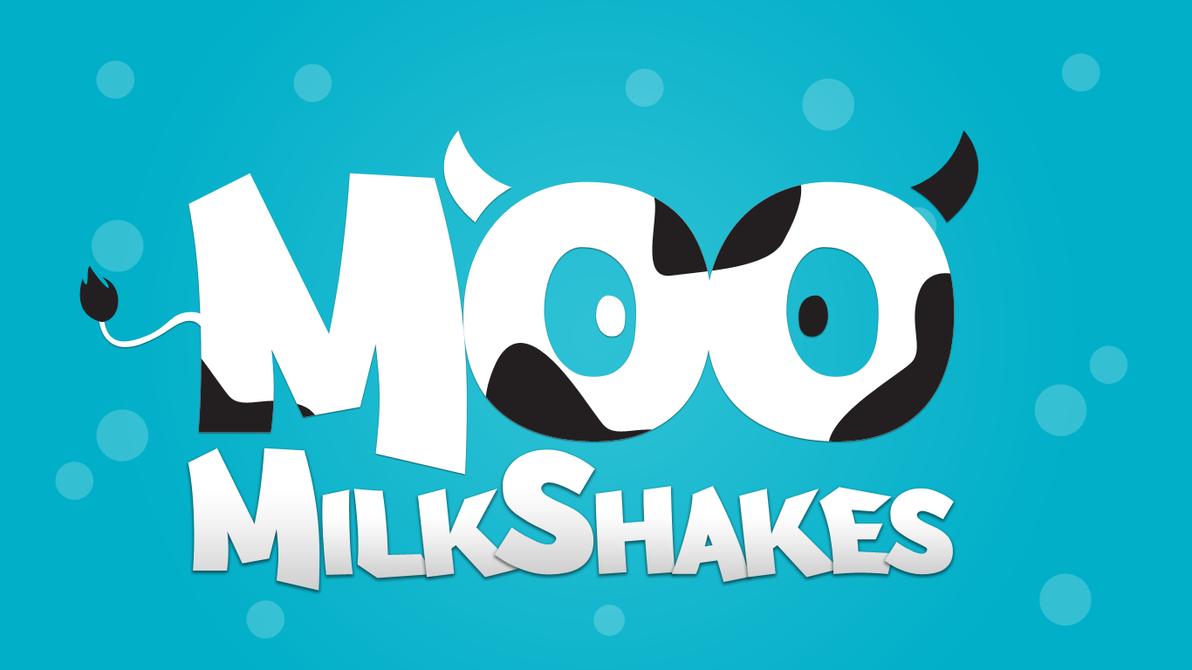 Custom Card Template www.moo.com : moo milkshakes by ZeroTheDesigner on DeviantArt