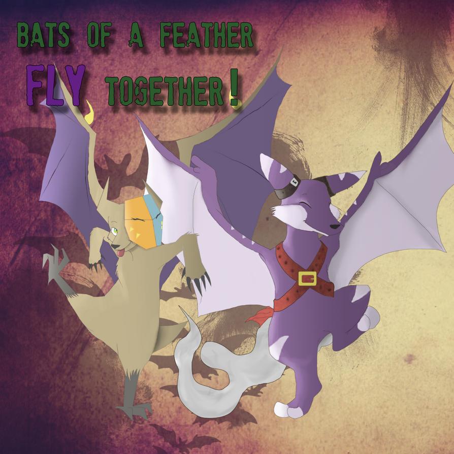 TDW: Bat Buddies by Nefepants