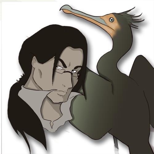 Birdcage Manifesto - 'C O R M O R A N T' by Nefepants