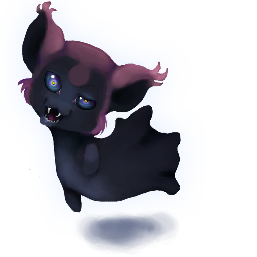 PKMNation: Ode to the ghost cat (DYO) by Nefepants