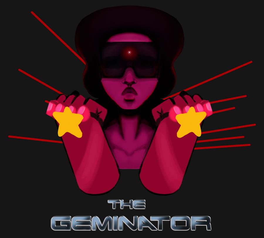 Garnet is THE GEMINATOR. by Nefepants