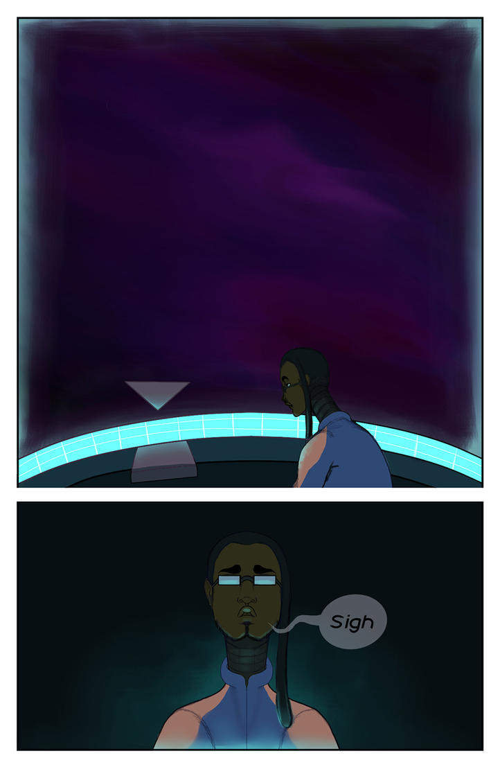 XENOPLANT: Chapter 1 - Page 1 by Nefepants