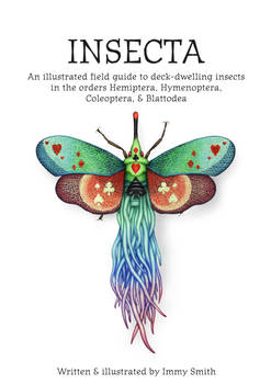 Insecta Deck artbook cover