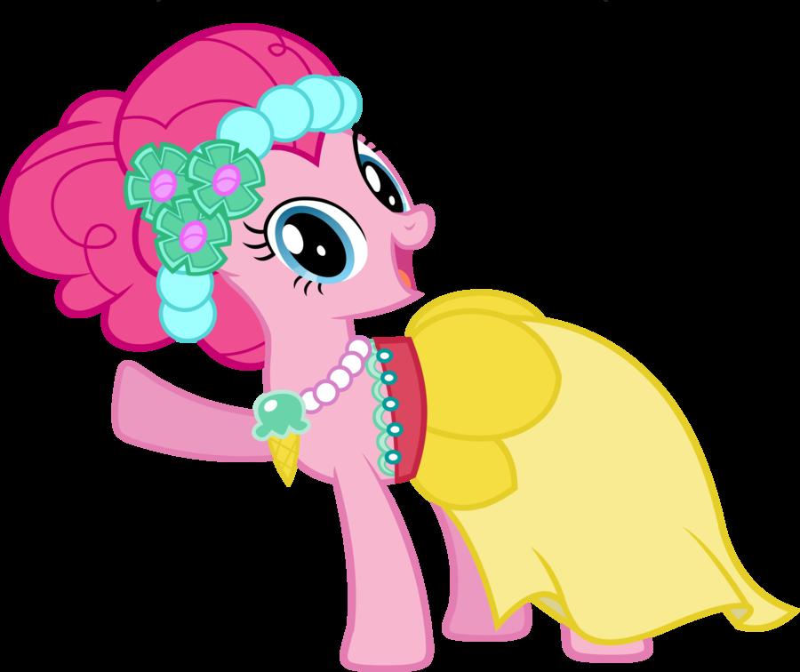 My Little Pony Wedding: Canterlot Wedding Pinkie Pie By Twilightfan127 On DeviantArt