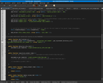 Current favorite source code editor