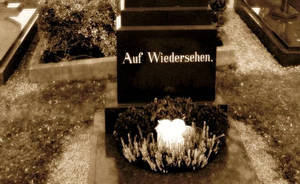 Auf Wiedersehen, Pterry. by oxygenius
