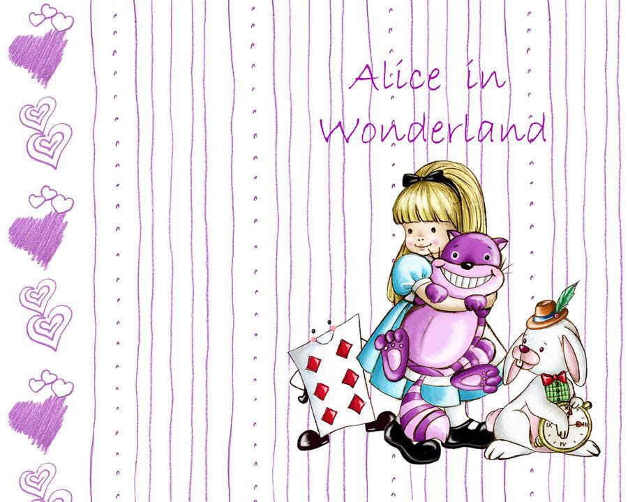 baby Alice in wonderland by nigi7 on DeviantArt