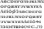 tattoo sailor font