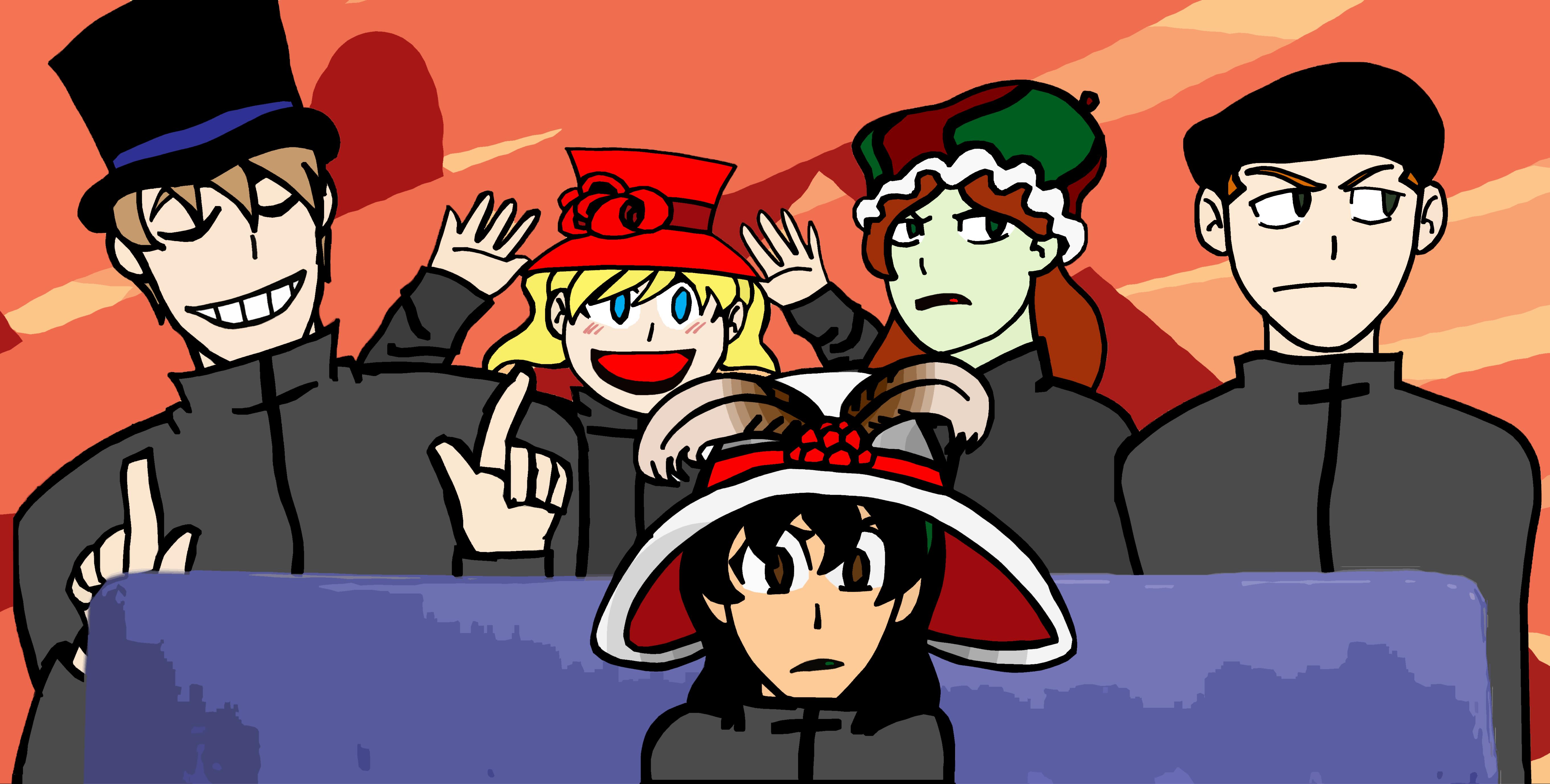 UA- Hats by Jennisms