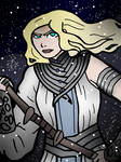 PC: Skadi (BleedingHeartworks) by Jennisms