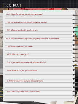 RFA Sheet Page 2 [Blank]