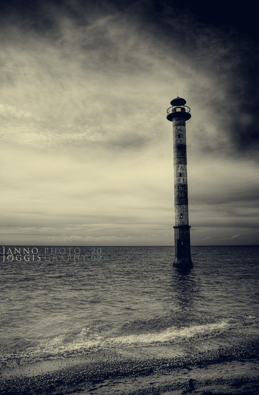 The Lost Lighthouse by Jno-J