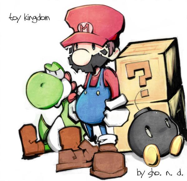 toy kingdom by sho-N-D