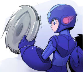 Megaman 2 by sho-N-D