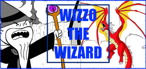 WIZZO THE WIZARD ANIMATED FT.TOMSKA (LINK IN DESC) by thesmashdoctor