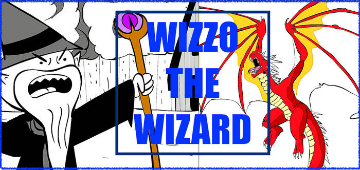 WIZZO THE WIZARD ANIMATED FT.TOMSKA (LINK IN DESC)