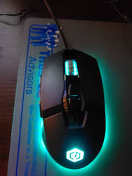 My New Mouse (Light Blue?) by VenomROBLOX