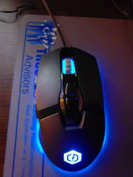 My New mouse (dark Blue) by VenomROBLOX