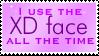 XD Stamp by MimiMarieT